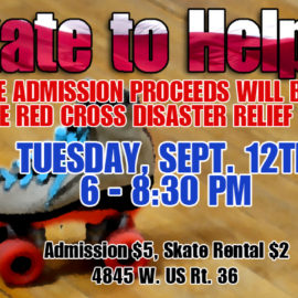 Let's Skate to Help Texas!